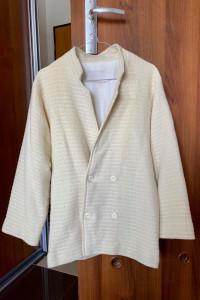 Lekki płaszcz marynarka vintage retro rozmiar 34 36 XS S...