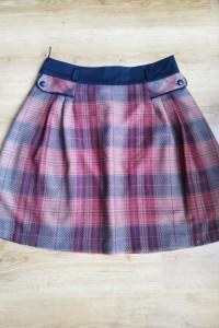 Spódnica kratka czerwona CU&MU 40 L