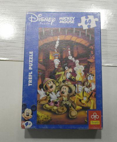 Zabawki Puzzle Trefl Myszka Miki i Kubuś Puchatek