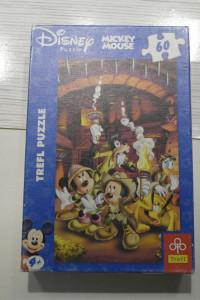 Puzzle Trefl Myszka Miki i Kubuś Puchatek...