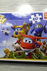 Puzzle Trefl Myszka Miki i Super Wings...