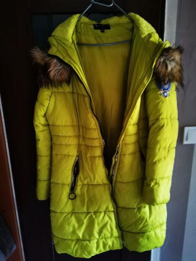 Odzież wierzchnia Pikowana zimowa kurtka