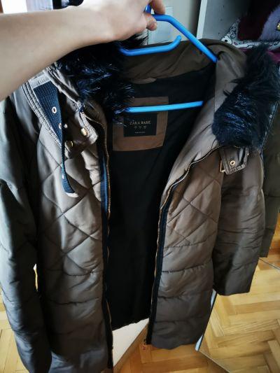 Odzież wierzchnia Kurtka Zara