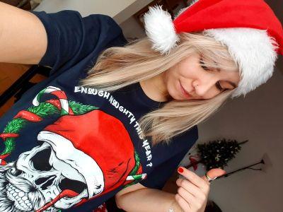 T-shirt Świąteczny Tshirt House