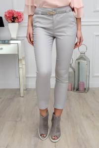 Freesia spodnie 38 M szare