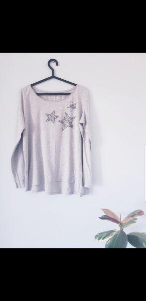 Bluzki Bluzka z gwiazdkami
