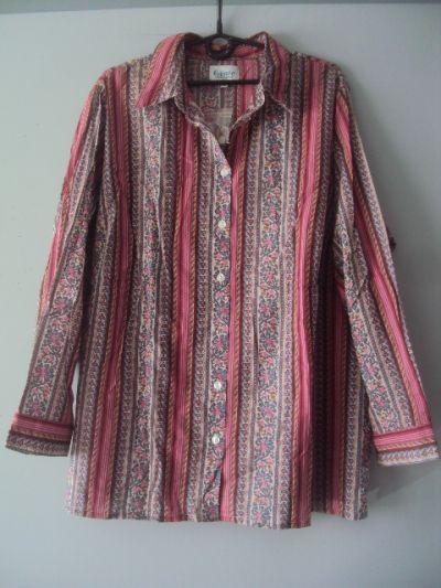 Koszule Nowa kolorowa koszula