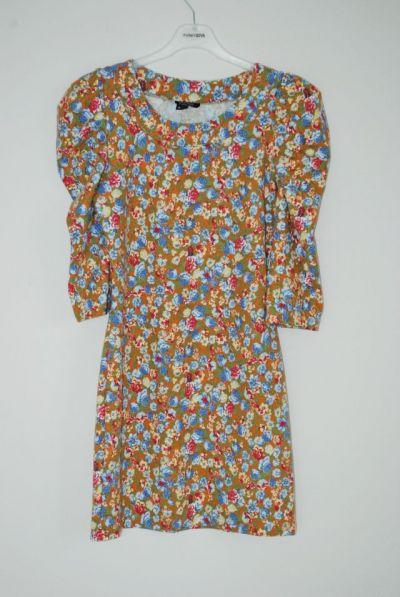 Tuniki tunika sukienka z bufkami s