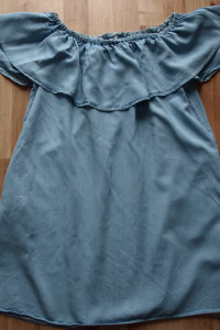 Sukienka tunika Zara M...