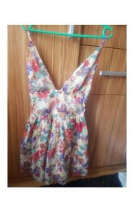 Sukienka na lato S M kwiaty