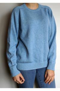 Niebieski sweterek Landsend...
