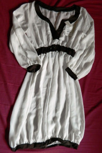 Seksowna tunika koszulka nocna r 38