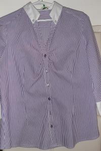 Bluzka koszulowa...