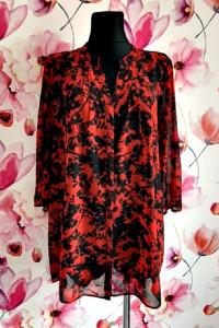 george bluzka mgiełka modny kwiatowy wzór hit blog 46...