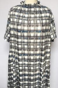 Sukienka Wzory Asos XXXL 46 Oversize Wzorki...