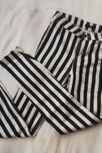 Spodnie pasy paski...