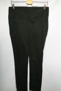 Spodnie Czarne H&M Mama L 40 Rurki Ciążowe...