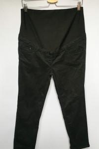 Spodenki Czarne H&M Mama XL 42 Rybaczki Ciążowe...