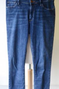 Spodnie Jeans Wyższy Stan Cross W28 L32 S 36 Dzins...