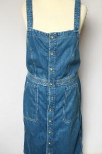 Sukienka NOWA Dzinsowa Jeansowa Pepe Jeans XL 42...