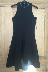 Sukienka czarna Orsay...