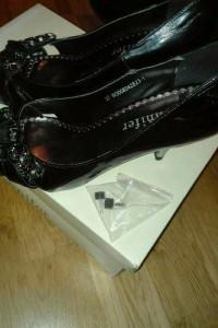 nowe buciki...