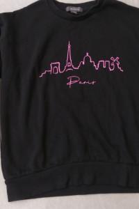 Bluza PRIMARK pink różowy nadruk...
