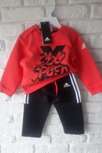 Nowy dresik Adidas roz 86...