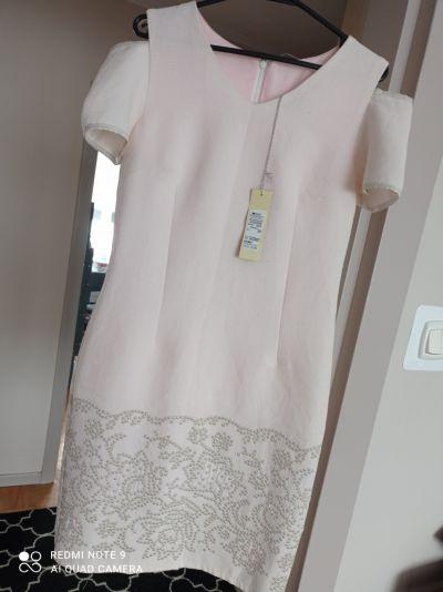 Suknie i sukienki Nowa sukienka pudrowy roz