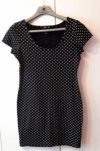 Mini sukienka w groszki S...