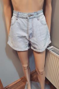 Spodenki jeans L XL