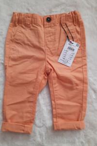 Nowe eleganckie spodnie chinosy 74...