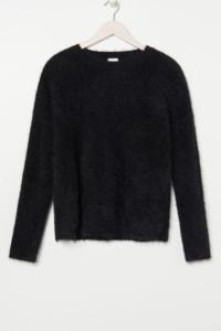 bluzka sweter puchata miękka...