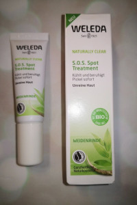 Serum punktowe Weleda SOS Spot Treatment NOWE