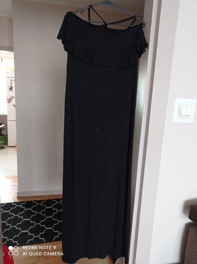 Suknie i sukienki Sukienka długa Boohoo