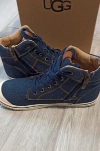 UGG Trampki Damian Sneakers wysoki