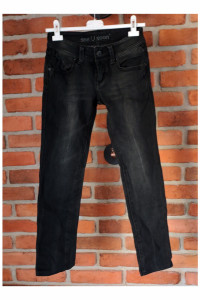 Czarne spodnie See U Soon...
