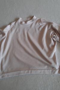 Bluzka z wycięciami na ramionach S Zara...