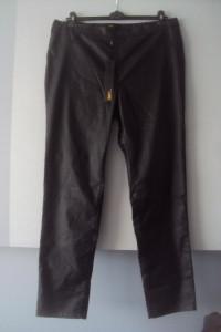 nowe woskowane spodnie