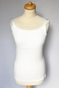 Koszulka Biała Do Karmienia 36 38 Gina Mama S M Bluzka...