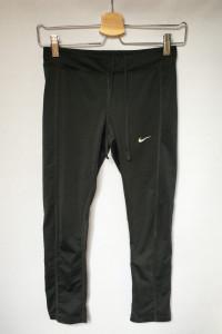 Legginsy Sportowe Nike Dri Fit Czarne XS 34 Fitness...