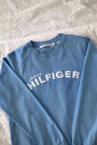 Nowa Bluza vintage typu crewneck Tommy Hilfiger...