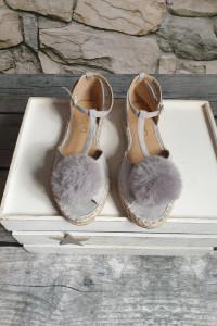 Sandały espandryle...