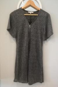 Sukienka czarno srebrna Cellbes rozm 3840...