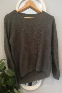 Sweterek khaki Vero moda rozm M L