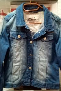 Dżinsowa bluza damska polskiej firmy Madonna