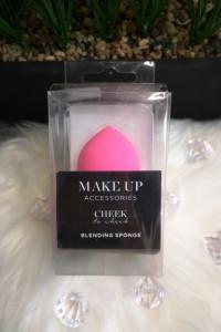 Gąbeczka do makijażu beauty blender różowa nowa