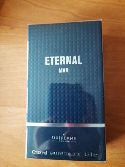 Perfumy Eternal Man Oriflame zapach dla panów