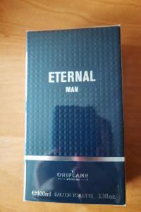 Eternal Man Oriflame zapach dla panów