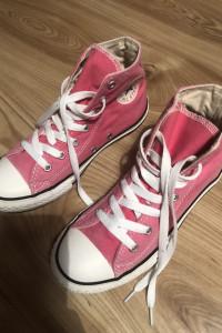 Buty dziewczęce Converse